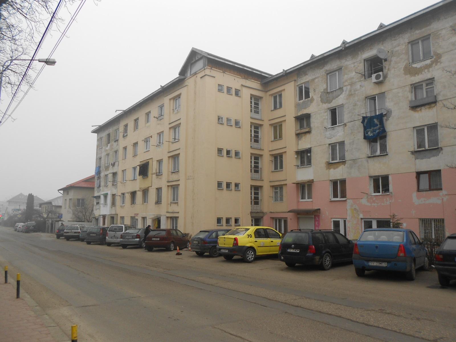 """""""Blocul groazei"""" din Suceava va fi reabilitat pentru a nu se prăbușila primul cutremur mai puternic"""