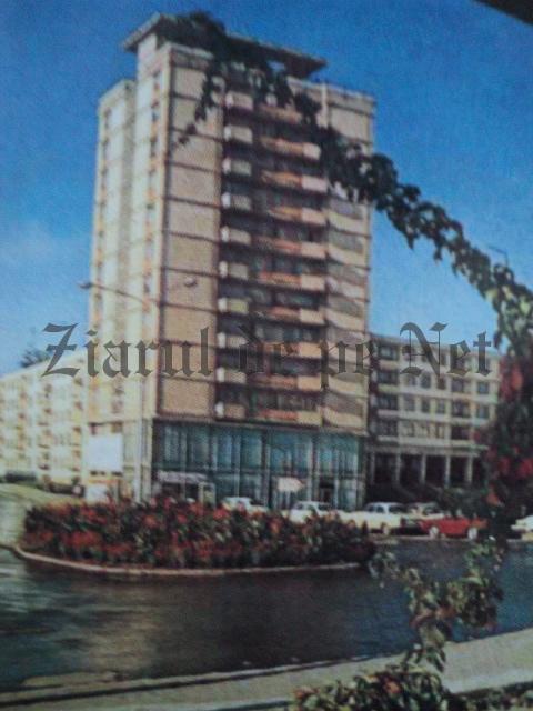 blocul turn G Enescu Suceava