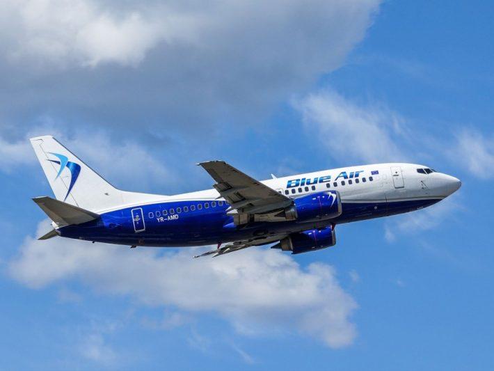 Flutur speră ca zborurile Blue Air de la Bacău să fie direcționate pe Suceava