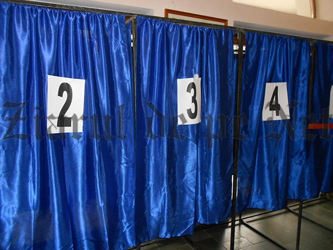 Alegeri prezidențiale, ora 18 : 39,06 % prezența la urneîn județul Suceava