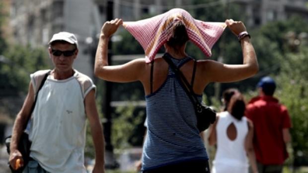 Maxima termică a zilei : 29 de grade celsius la Rădăuți