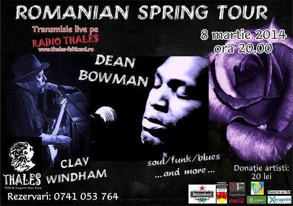 concert Thales 8 martie 2014