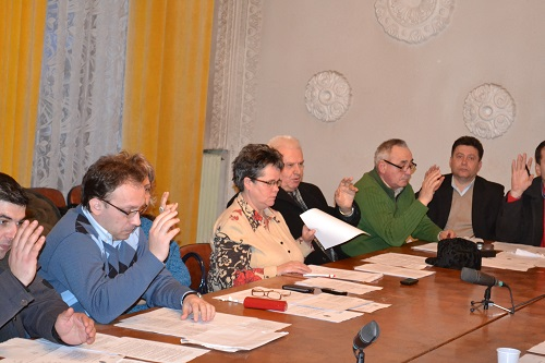 consilieri locali PSD Faltceni 29.01.2014