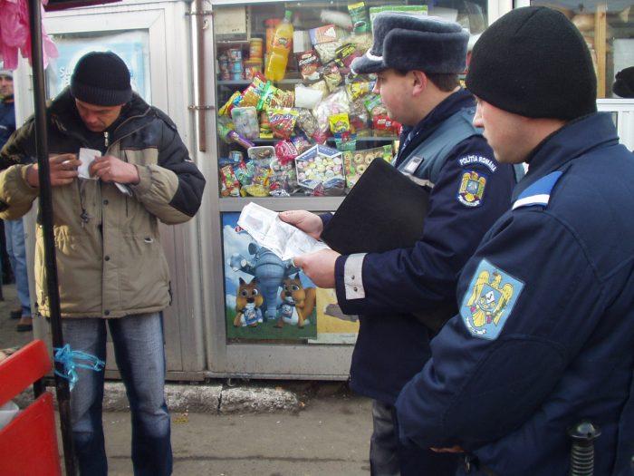 Razii de amploare ale polițiștilor dorneni: sancțiuni depeste 58.000 lei