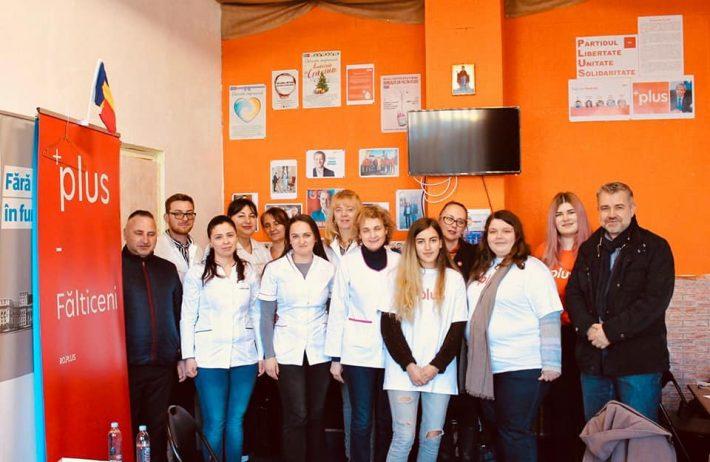 Primăvara aduce un PLUS de viață de la Fălticeni: o nouă campanie de donare de sânge organizată de Alianța USR PLUS