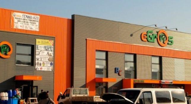 Complexul comercial eGros, inaugurare pe 5 mai