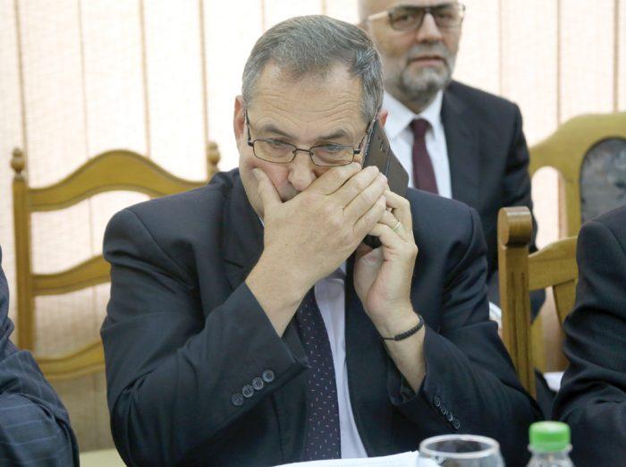 Șalar pleacă din Consiliul Județean Suceava. Locul lui va fi luat de Alexievici