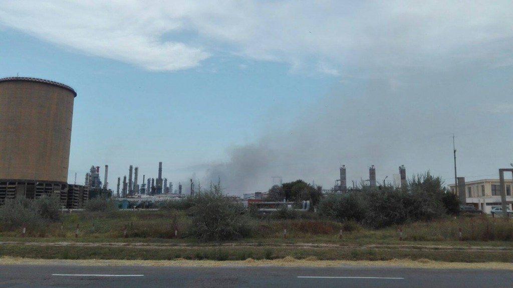 explozie Petromidia foto Libertatea