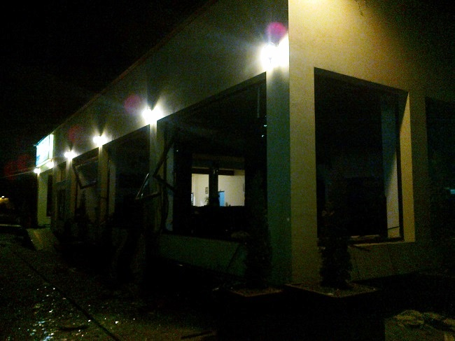 Explozie puternică la un restaurant din Câmpulung: 2 femei decedate și alte două în stare critică