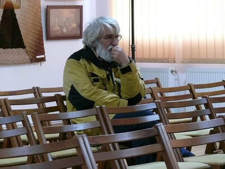 Profesorul și muzeograful Dan Baldazar a încetat din viață. Peste trei zile ar fi împlinit 68 de ani