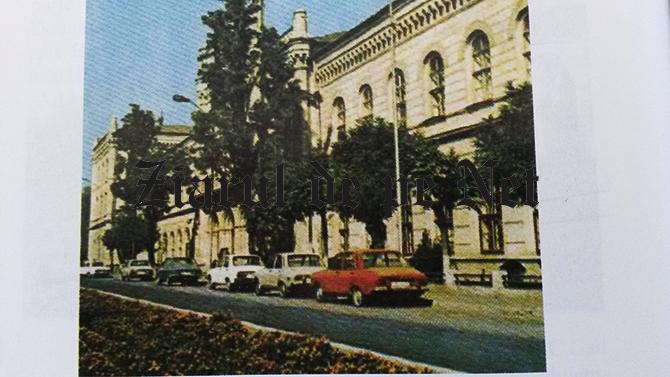 gara Itcani anii 70