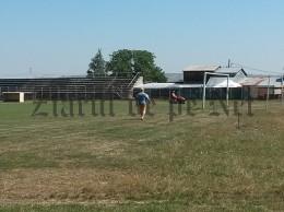 gazon stadion Maior Ioan Falticeni 08.08.15