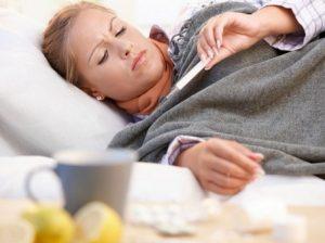 gripa_femeie