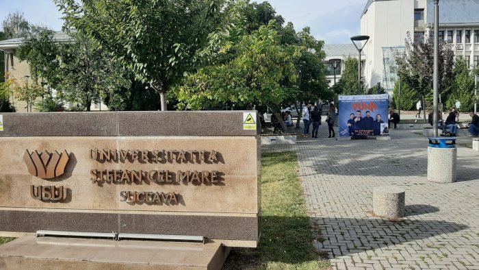 USV, locul 144în topul universităţilor din Europa de Est şi Asia Centrală