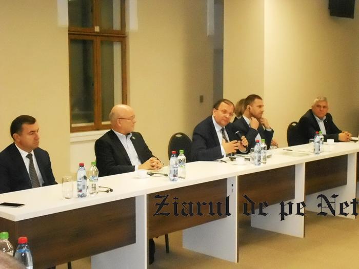 Întâlnire de afaceri Suceava – Germania.Afaceriștii locali vor parteneriate, nemții solicită autostrăzi
