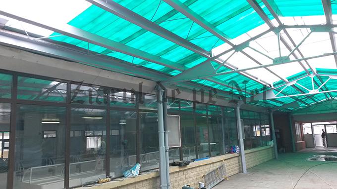 lucrari acoperis piata mare Suceva 21.08.2015