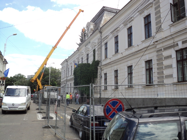 lucrari inceput Muzeul de Istorie 02.07.2014  (1)
