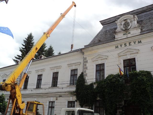 lucrari inceput Muzeul de Istorie 02.07.2014  (2)