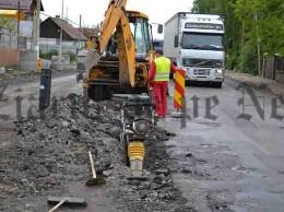 lucrari strada Sucevei scuar 14.05.2015