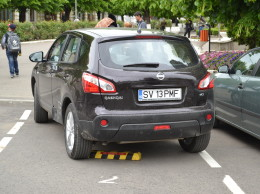 masina Nissan a Primariei Falticeni 14.05 (1)