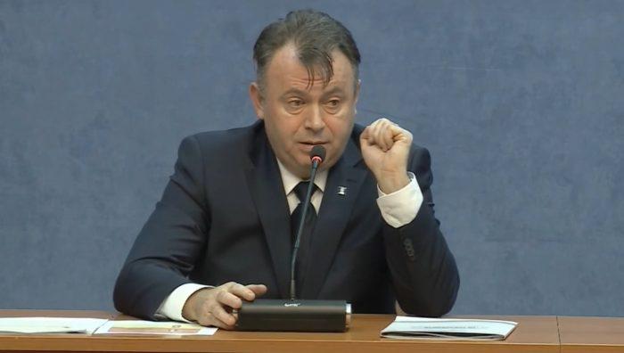 """Cum explică ministrul Sănătății măsura carantinei: """"Am cerut închiderea Sucevei pentru că în jur de 1000 de persoane pe care le considerăm infectate umblă libere prin oraș"""""""