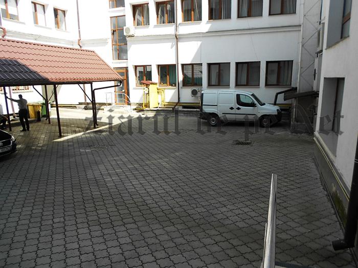 Sala Unirii din parcarea interioară a CJ Suceava refuzată la finanțare de Guvern