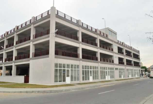 Lungu promite parcare etajată în spatele Primăriei Suceava