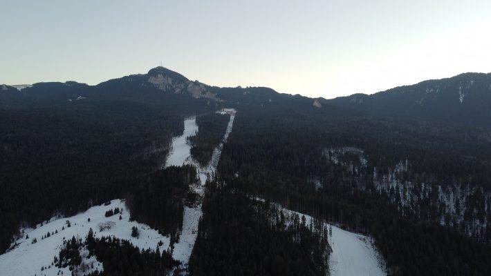 S-a redeschis sezonul de schi pe pârtia din Rarău