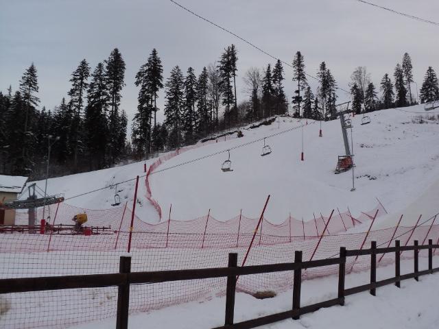 O parte din pârtiile de schi din Gura Humorului și Vatra Dornei, deschise în weekend