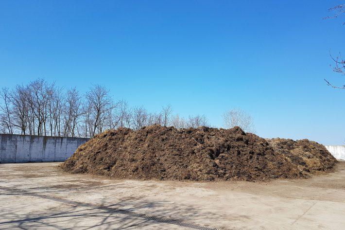 Sistem integrat de management al gunoiului de grajd în Dumbrăveni și Horodnic de Sus