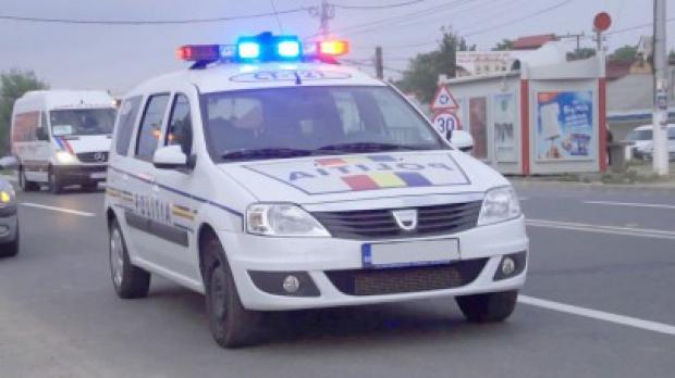 politia cu sirene