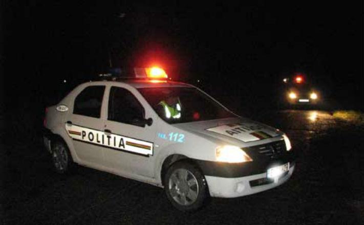 Șofer plecat de la locul accidentului, la Suceava. Polițiștii l-au găsit doar pe celălalt conducător auto, băut bine