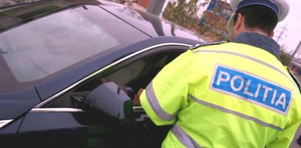 Șoferiță din Stulpicani depistată la Fălticeni la volanul unui autoturism neînmatriculat