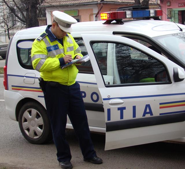 politist proces verbal