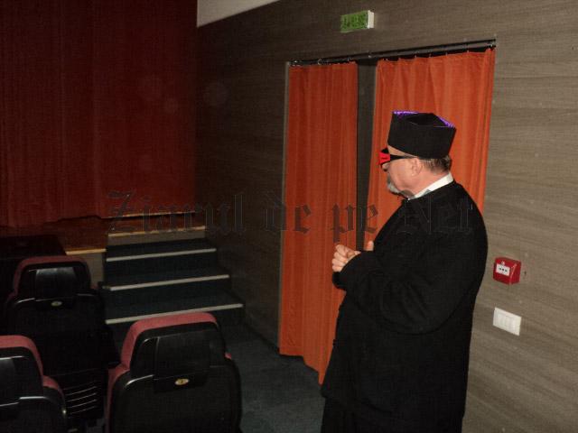 preot la inaugurarea cinema Doina 30.10.15