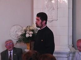 preotul Mihaila