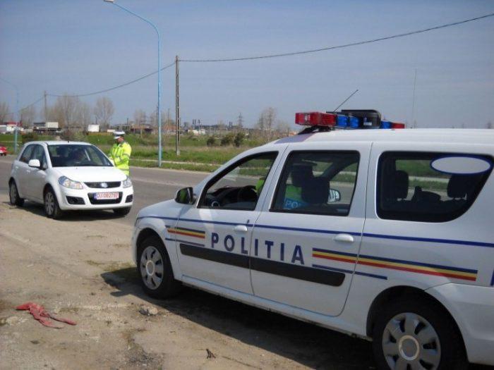 Tânăr din Volovăț, prins de radar cu 151 km/oră. El le-a prezentat polițiștilor un permis de conducere fals
