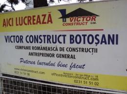reclama Victor Construct SRL 27.02.2015