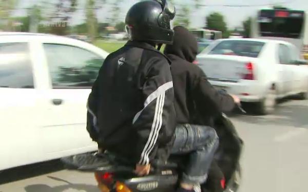 Sătean din Adâncata depistat conducând în stare de ebrietate un moped neînregistrat