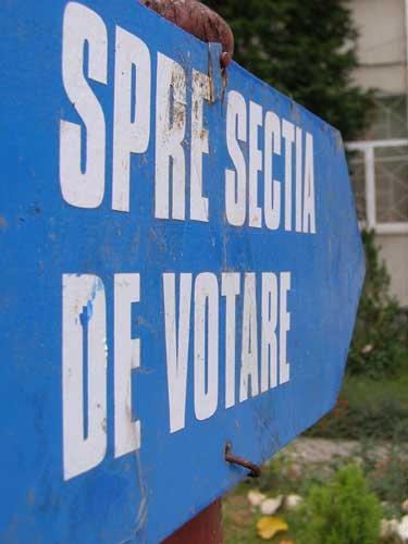 sectie de votare 4