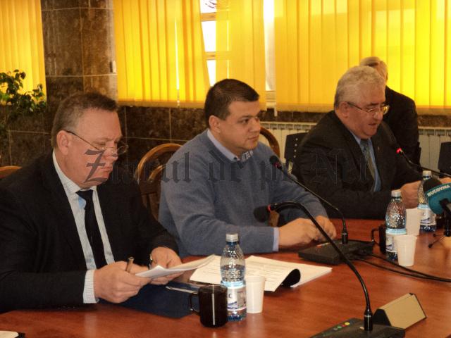 Doroftei pleacă din Consiliul Local pentru a conduce Poliția Locală Suceava