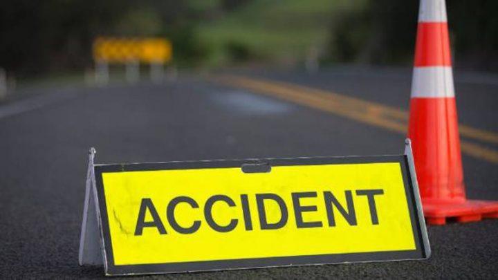 Accident produs de un șofer grăbit din Preutești: s-a răsturnat cu duba și a băgat o pasageră în spital