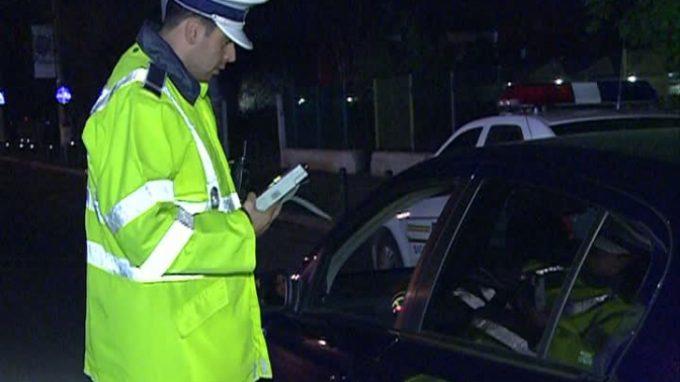 Șofer băut din Forăști prins cu 126 km/h prin centrul municipiului Suceava
