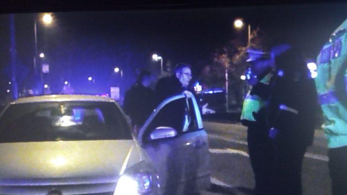 Șofer băut și fără permis tras pe dreapta de polițiști, la Capu Câmpului