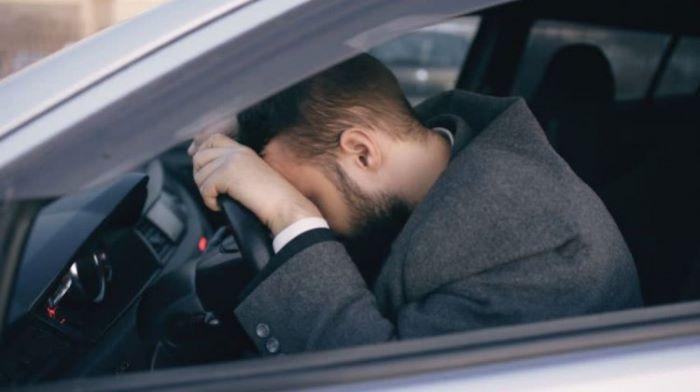 Tamponare provocată de un șofer în stare avansată de ebrietate, la Fântâna Mare