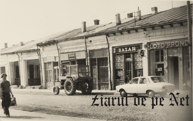 UN ORAȘ, DOUĂ SECOLE (74): Amintiri de pe strada Republicii din Fălticeni