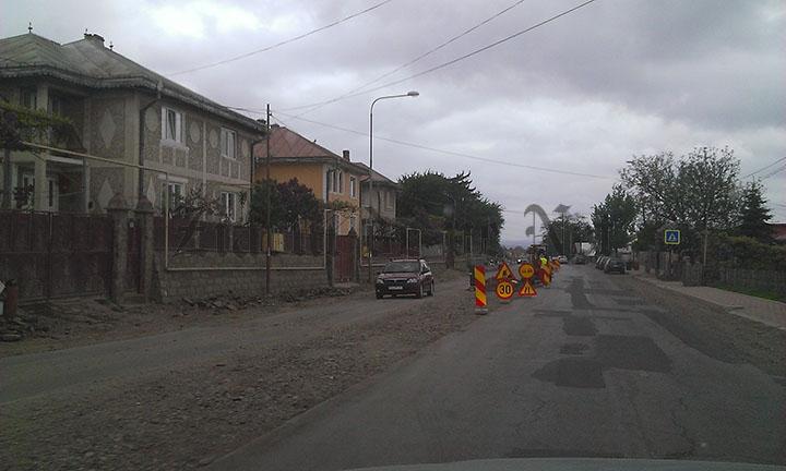 strada Sucevei din Falticeni 08.05.2015