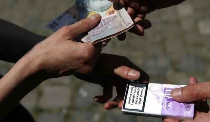 Ucrainean cercetat pentru contrabandă cu 36 de pachete de țigări