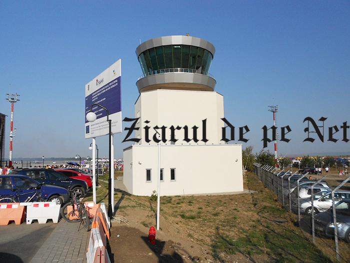 Noul turn de control al aeroportului Suceava va avea antenele pe un suport exterior.Flutur nu a mai anunțat noi curse