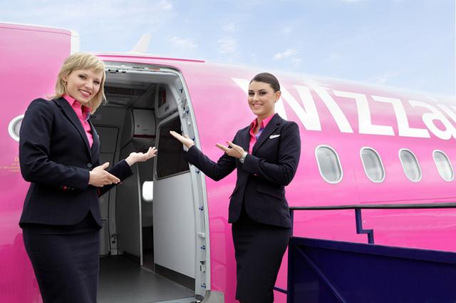 Wizz Air oferă reduceri sucevenilor care călătoresc în grupuri